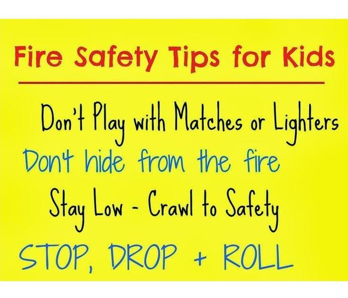 Fire Damage Protect your kids from fires and burns