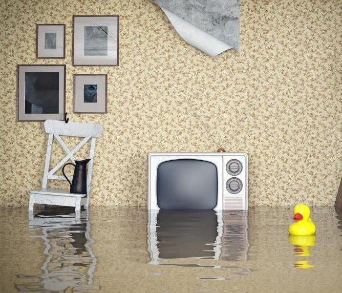 Storm Damage Prevent Your Basement from Flooding